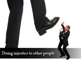 injustise