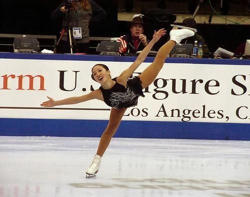 AsAm News | ... Michelle Kwan Figure Skating