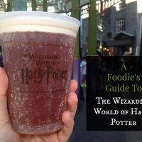 A Foodie's Guide to The Wizarding World of Harry Potter