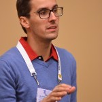 Bruno Da Rocha-Acevedo is encouraged by the ASCB Council resolution on LGBT diversity.  ASCB photo