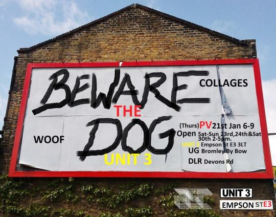 Unit 3 Projects | John Bunker | Beware the Dog
