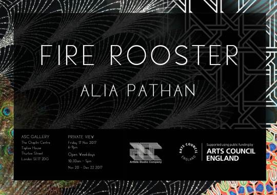 Fire Rooster / Alia Pathan