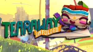 Trophées - Tearaway Unfolded - platine #86 - article