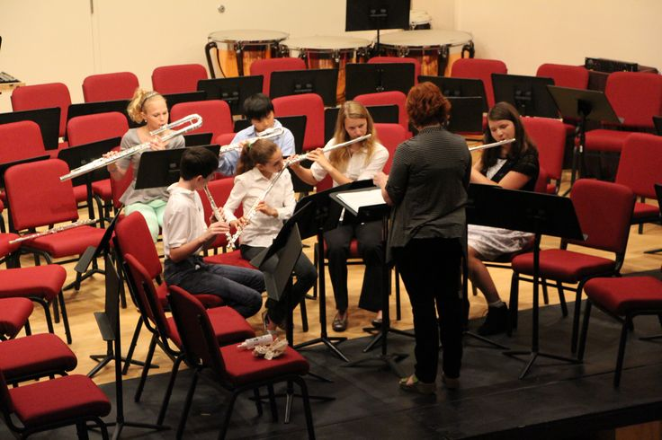 Flute Ensemble SDM 2013