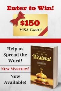 Enter to Win $150 Visa Gift Card!