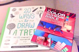books for aspiring artists