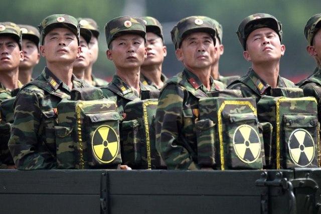 corea soldati parata pyongyang