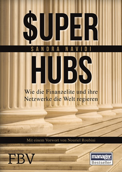 Super Hubs by Sandra Navidi