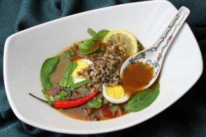 Lentil Quinoa Bowl