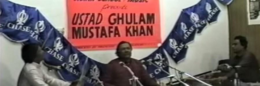 ghulam mustafa khan
