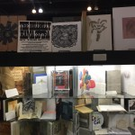 Various artist's books