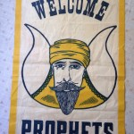 Welcome Prophets, Freemason tapestry