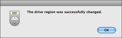 mac os x set dvd region changed