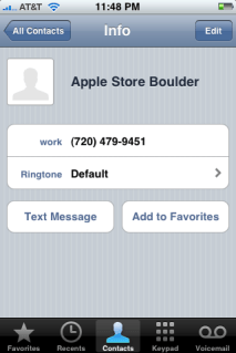 apple iphone custom ringtone 1