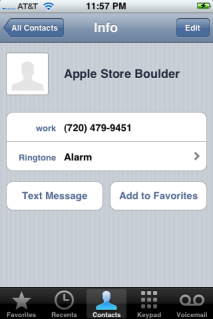 apple iphone custom ringtone 5