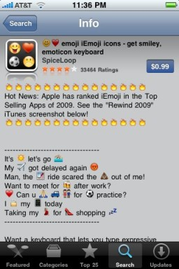 iphone emoji app