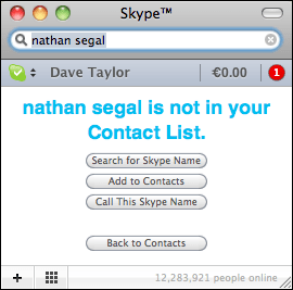 skype friend search