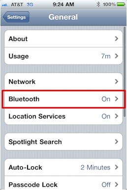 chevy iphone bluetooth pairing 2