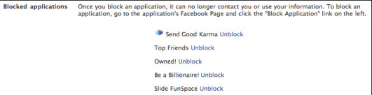 facebook oauth authorized apps 3