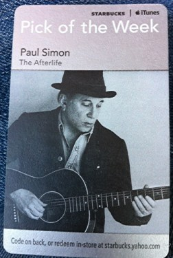 Paul Simon The Afterlife iTunes