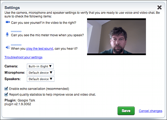google plus start videoconference hangout 9