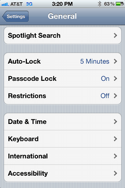 iphone ios user access restrictions 1