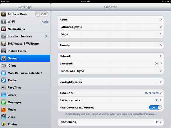 ipad wipe reset clear 1