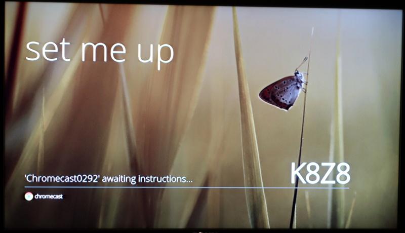 set me up #2 - unique code shown on TV