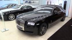 Rolls Royce Ghost Series II 2016 In Depth Review