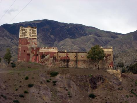 Marruecos_Rif_Alcazaba de Arbaa Taurirt_Luis Blanco_Gerardo Sierra