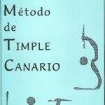 1997 Método de Timple Canario Domingo Rodriguez Oramas.