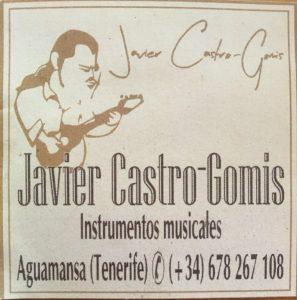 Javier Castro-Gomis.