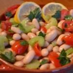 Girlfriend Salad ~ Italian White Bean