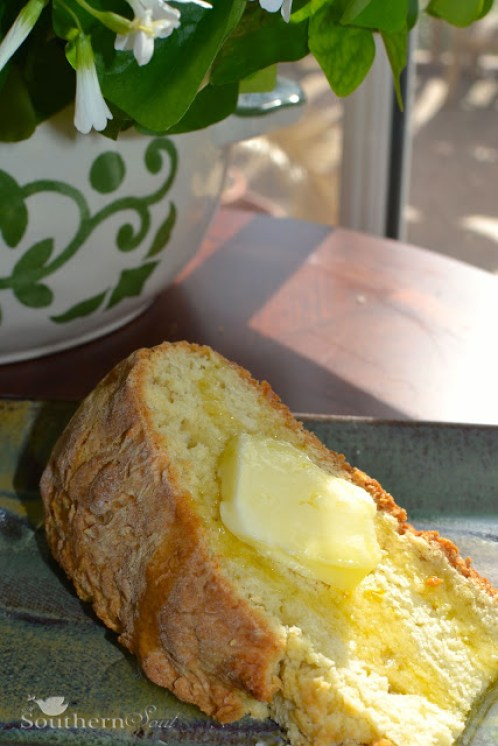 A Southern Soul Irish Soda Bread