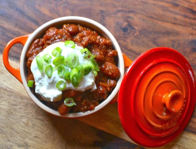 A Southern Soul | Winning Chili Recipe