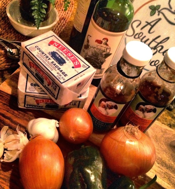 A Southern Soul | Chili Ingredients