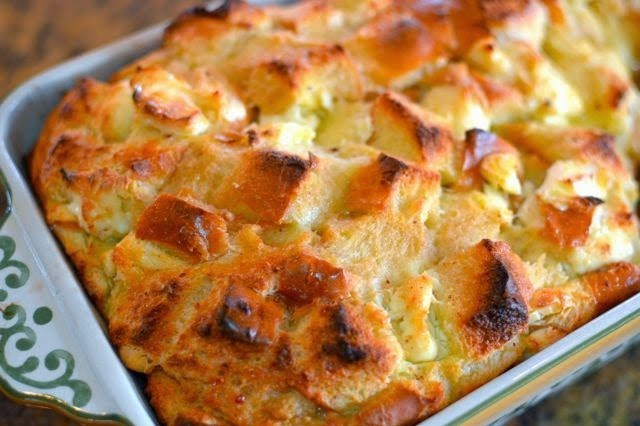 A Southern Soul | French Toast Bread Bread Pudding
