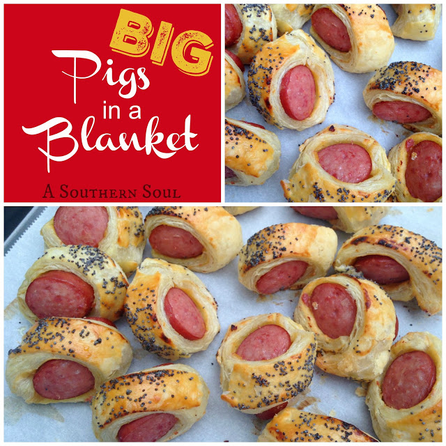 A Southern Soul | Pigs in a Blanket