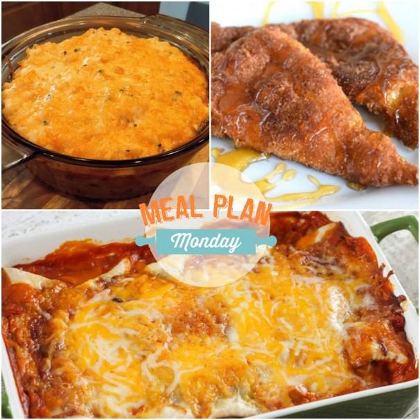 meal plan monday #58