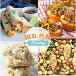 Meal Plan Monday #66 ~ Creamy Chicken Taquitos