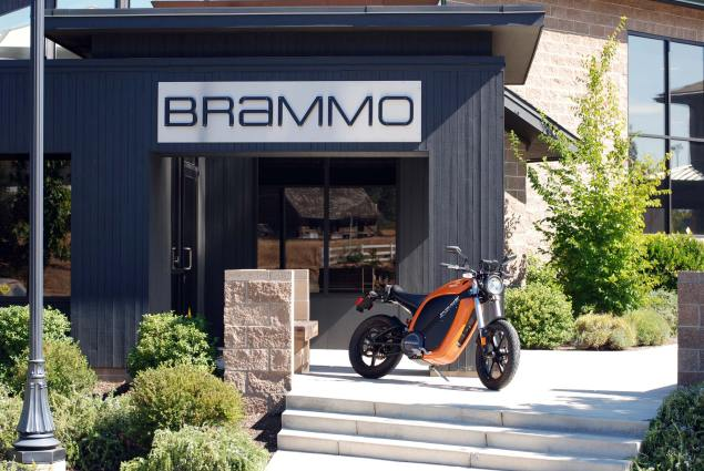 Tradition Is Not A Business Model: Brammo Brammo HQ office Ashland Oregon 635x425