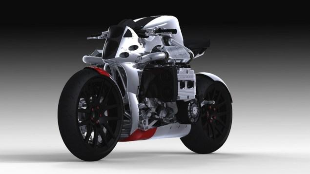 Concept: Subaru WRX Powered KickBoxer Kickboxer concept Subaru WRX Ian McElroy 5 635x357