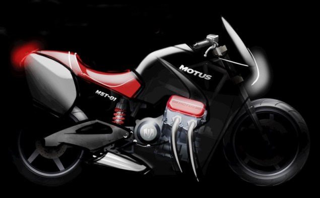 Motus MST 01: Direct Injection, 2 Valves per Cylinder, 1650cc, 140hp, Made in America Motus MST 01 635x392