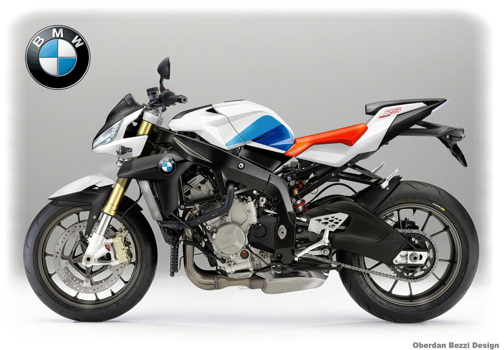 Oberdan Bezzi Ponders The Bmw R1000rs A S1000rr Based