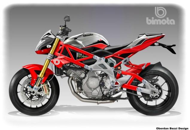 Obiboi Does a Bimota Moto Morini MMB 1 Bimota Moto Morini MMB1 Oberdan Bezzi 635x435