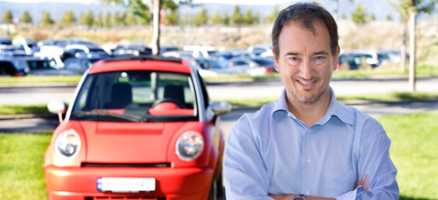 Michael Lock Officially Leaving Ducati North America Michael Lock Think electric car