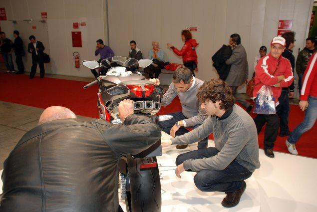Officially Official: Harley Davidson Sells MV Agusta to Castiglioni Family MV Agusta sold Castiglioni 635x425