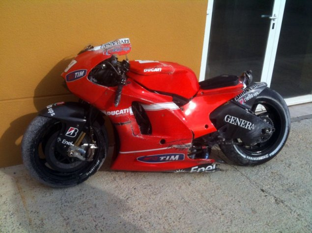 Nicky Haydens Ducati Diavel Concept Ducati Diavel Nicky Hayden 635x476