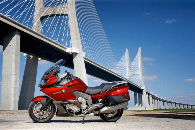 BMW November Motorcycle Sales Up 7.8% 2011 BMW K1600GT 635x423