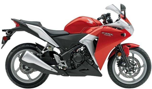 2011 Honda CBR250R MSRP Set at $3,999 2011 honda cbr250r 3 635x373